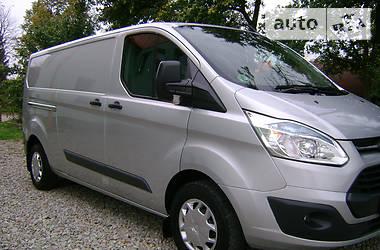 Ford Transit Custom 2017 в Ивано-Франковске