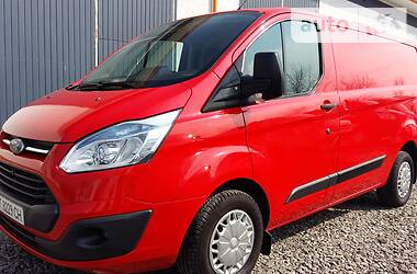 Ford Transit Custom 2014 в Ивано-Франковске