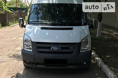 Ford Transit груз.-пасс. 2007 в Новой Каховке