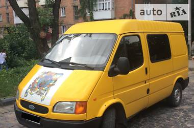 Ford Transit груз.-пасс. 1996
