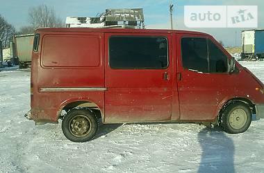 Ford Transit груз.-пасс. 1995 в Тернополе