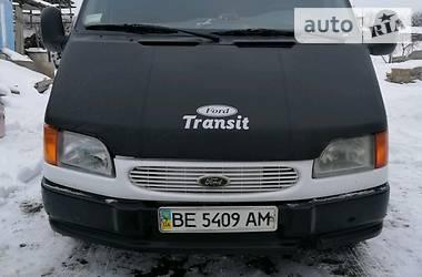 Ford Transit груз.-пасс. 1995 в Первомайске