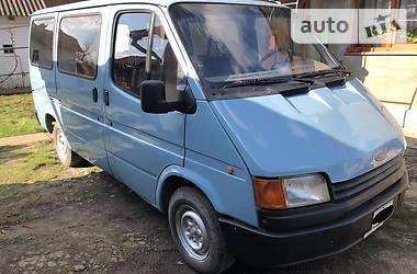Ford Transit груз.-пасс. 1989 в Ивано-Франковске