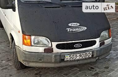 Ford Transit груз.-пасс. 1995 в Луцке