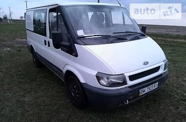Ford Transit груз.-пасс. 2006 в Ровно