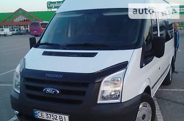 Ford Transit груз. 2012 в Черновцах