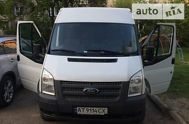 Ford Transit груз. 2013 в Ивано-Франковске
