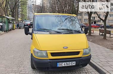 Легковой фургон (до 1,5 т) Ford Transit груз. 2006 в Львове