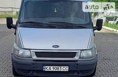 Микроавтобус грузовой (до 3,5т) Ford Transit груз. 2005 в Николаеве