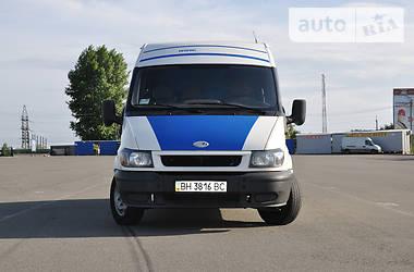 Ford Transit пасс. 2005 в Киеве