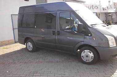 Ford Transit пасс. 2007 в Мукачево