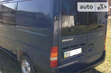 Ford Transit пасс. 2003 в Хмельницком
