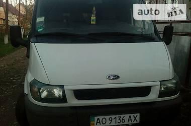 Ford Transit пасс. 2003 в Ужгороде