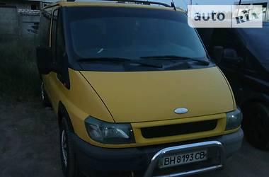Ford Transit пасс. 2004 в Одессе
