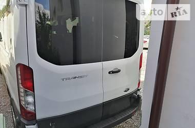 Ford Transit пасс. 2019 в Киеве