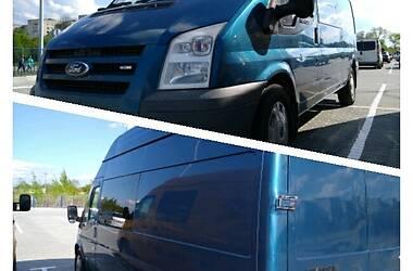 Легковий фургон (до 1,5т) Ford Transit пасс. 2006 в Самборі