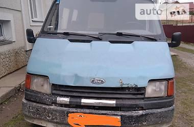 Ford Transit пасс. 1990 в Дрогобыче