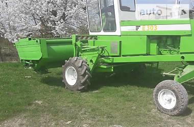 Fortschritt E-303 1992 в Львове