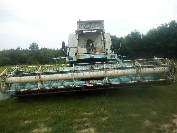 Fortschritt E-516 1986 в Снятине