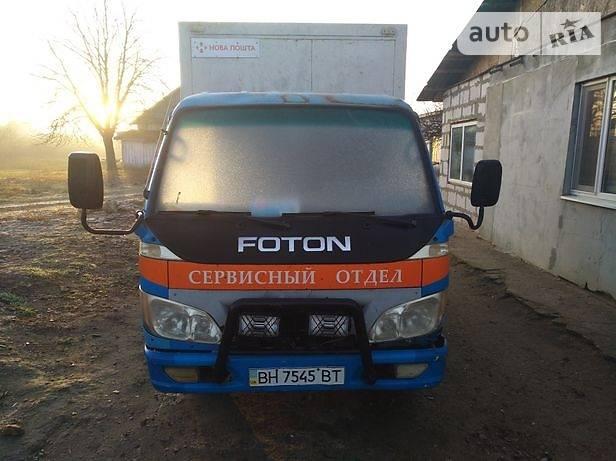 Foton BJ1043 2006 в Беляевке