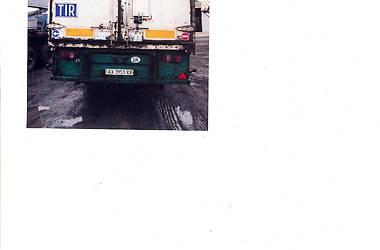 Fruehauf Carrier  1990