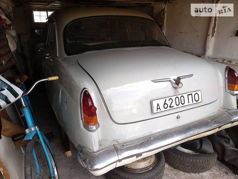 ГАЗ 21 1969 в Миргороде