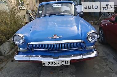 ГАЗ 21 1958 в Киеве