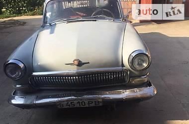 ГАЗ 21 1957 в Дубно