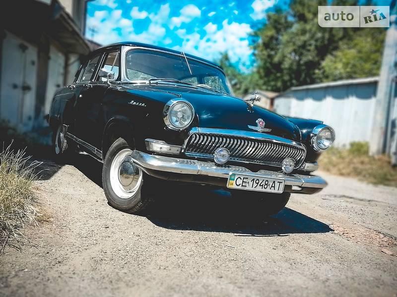 Седан ГАЗ 21 1962 в Чернівцях
