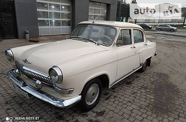 ГАЗ 21 1963 в Львове