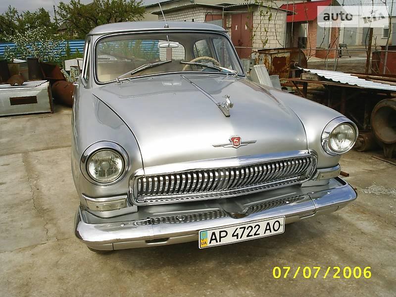 ГАЗ 21 1969 в Мелитополе