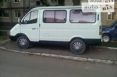 ГАЗ 2217 Соболь 2000 в Ровно