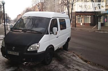 ГАЗ 2217 Соболь 2009 в Черкассах
