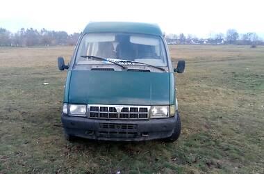 ГАЗ 2217 Соболь 2000 в Новограде-Волынском