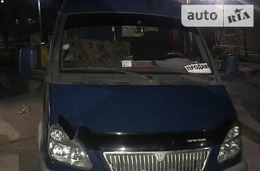ГАЗ 2217 Соболь 2006 в Курахово