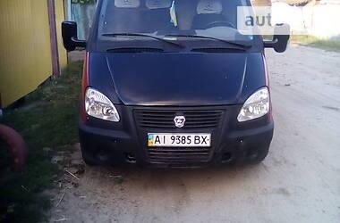 ГАЗ 2217 Соболь 2006 в Кролевце