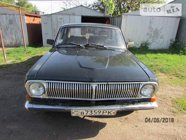 ГАЗ 2401 1978 в Черкассах