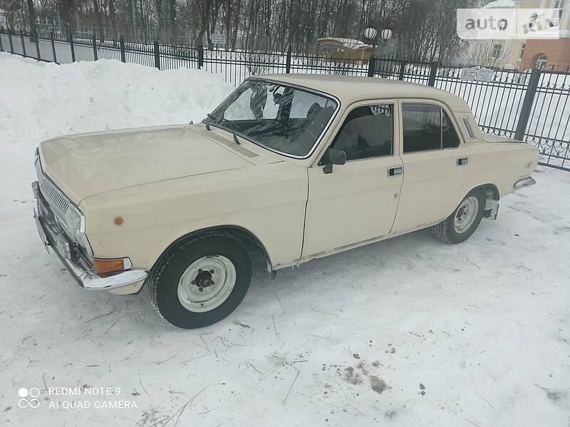 Седан ГАЗ 2410 1989 в Чернігові