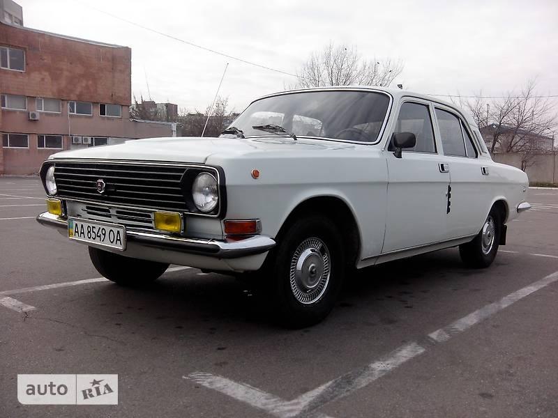 ГАЗ 24 1988 в Киеве