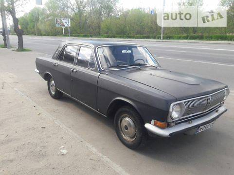 ГАЗ 24 1974 в Радомышле