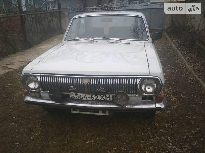 ГАЗ 24 1976 в Виньковцах