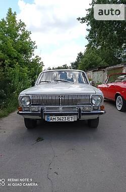 Седан ГАЗ 24 1984 в Житомирі