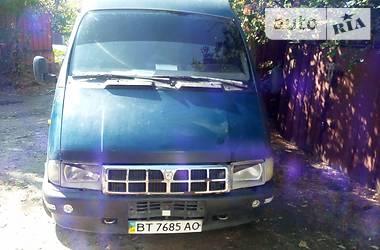 ГАЗ 2705 Газель 2002 в Херсоне