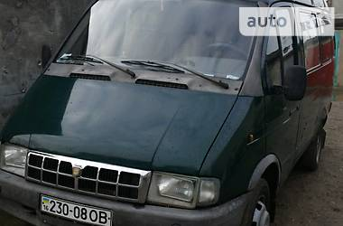 ГАЗ 2705 Газель  1998