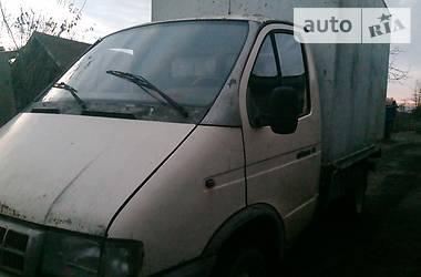 ГАЗ 2705 Газель 2000 в Львове