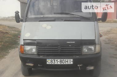 ГАЗ 2705 Газель 1999 в Николаеве
