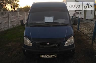 ГАЗ 2705 Газель 2005 в Олешках
