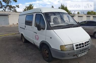 ГАЗ 2705 Газель 2000 в Запорожье