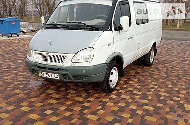 ГАЗ 2705 Газель 2005 в Каховке