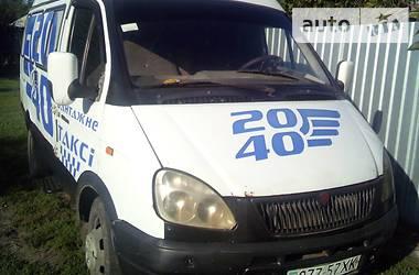 Микроавтобус (от 10 до 22 пас.) ГАЗ 2705 Газель 2003 в Харькове